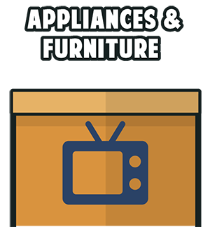 Appliances and Furniture Box