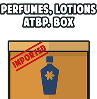 Perfumes Lotions ATBP Box