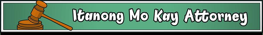 Itanong mo Kay Attorney