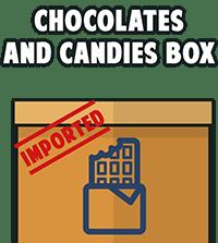 Chocolates and Candies Box
