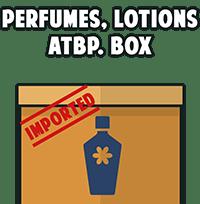 Perfumes Lotions ATBP Box