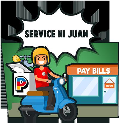 Service ni Juan