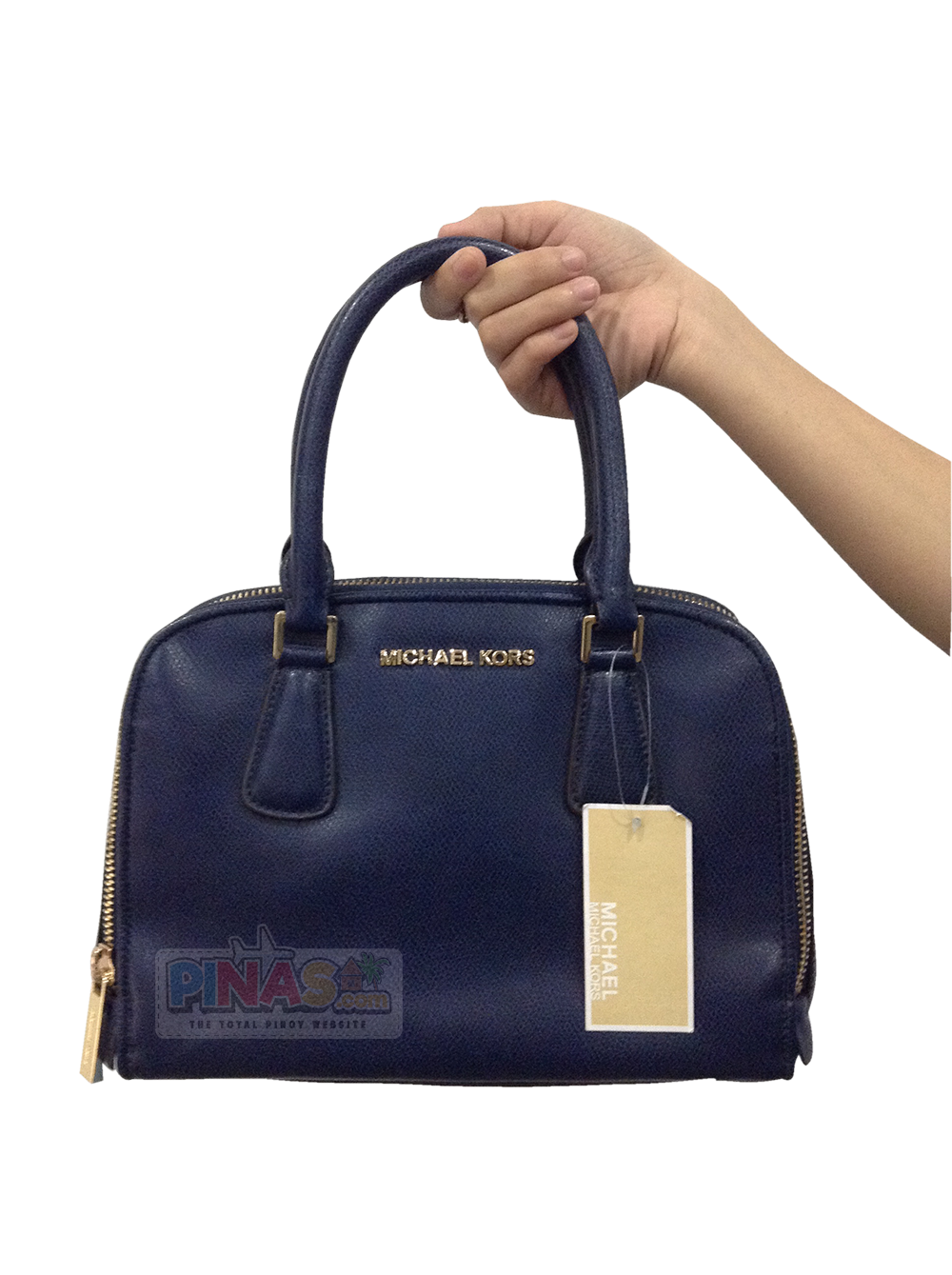 Michael kors tote bags philippines - Michael Kors Hand Bag Navy Blue