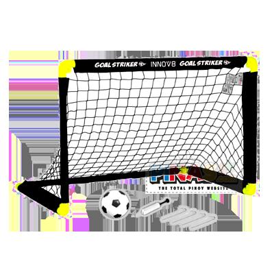 Folding Soccer Goal Set - Pinas