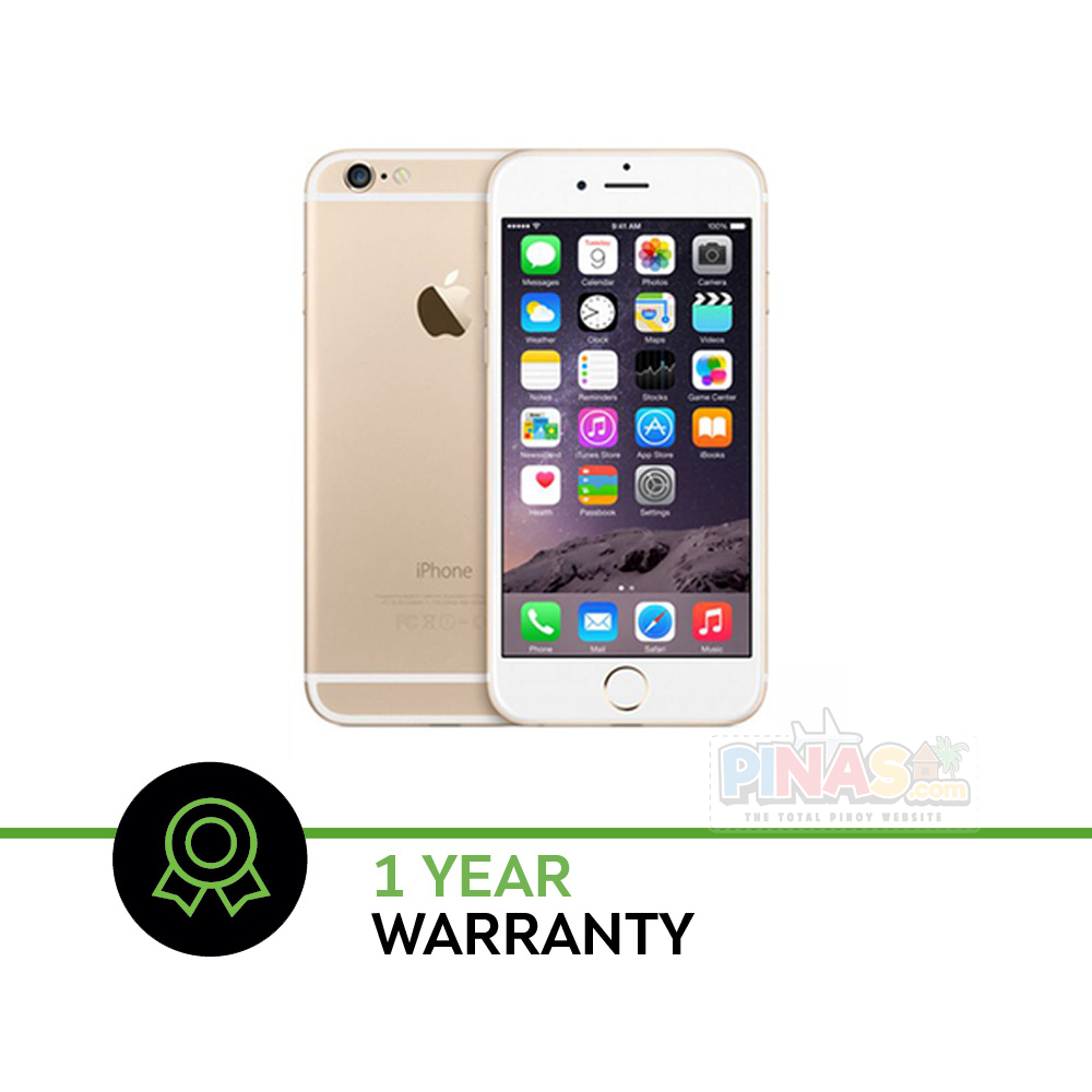 apple iphone 6 plus grade b 16 gb gold pinas. Black Bedroom Furniture Sets. Home Design Ideas
