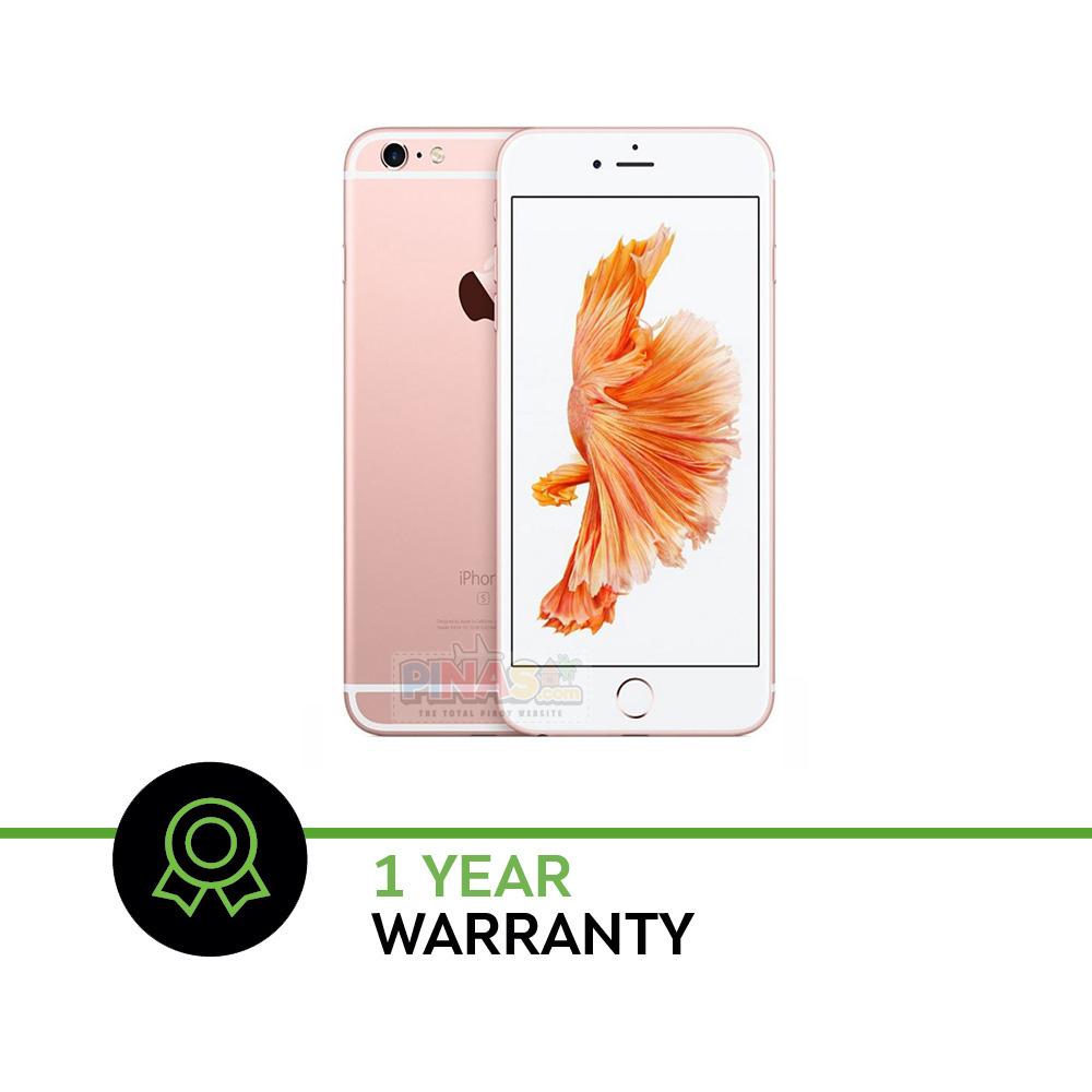 Iphone S Plus Gb Segunda Mano